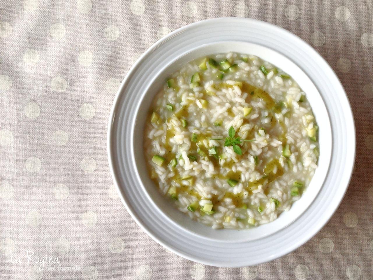 risotto-agli-zucchini-con-olio-al-basilico